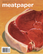 meatpaper magazine cover